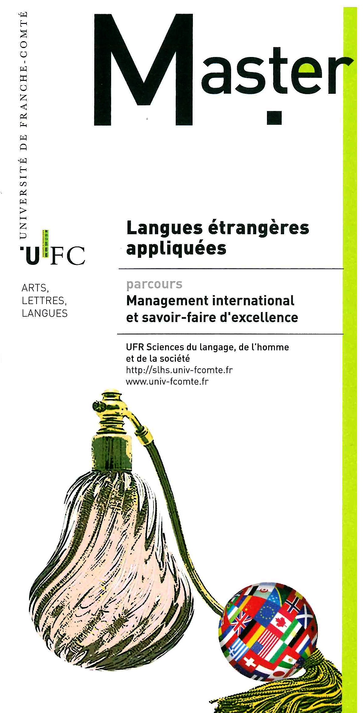 Master LEA Management international et savoir-faire d'excellence